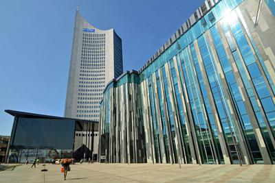 City-Hochhaus Leipzig - Panorama Tower