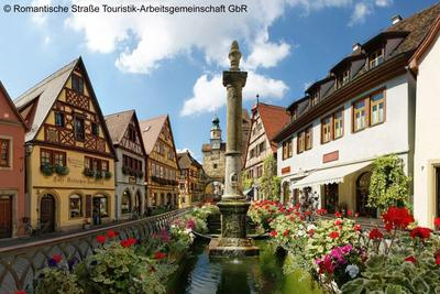 Daytrip Rothenburg