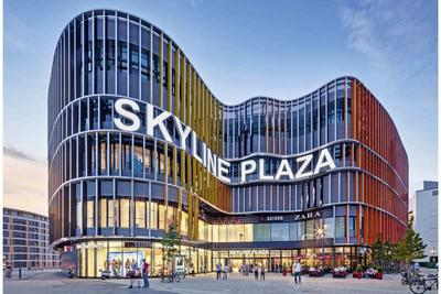 ECE Projektmanagement - Skyline Plaza Shoppingcenter