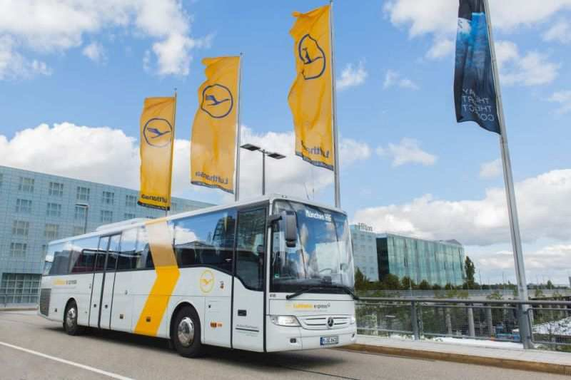 Lufthansa Express Bus Munich