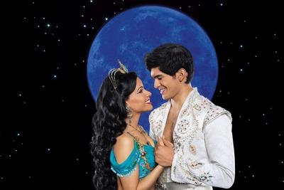 Disneys ALADDIN, Stage Theater Neue Flora