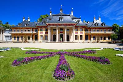 Castle and Park Pillnitz