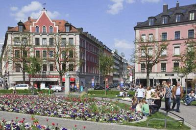 Gärtnerplatz District