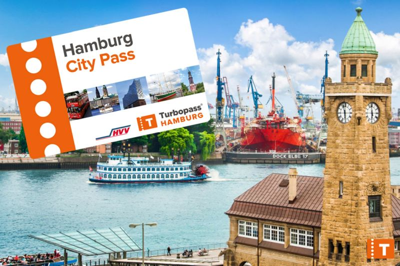 Hamburg City Pass