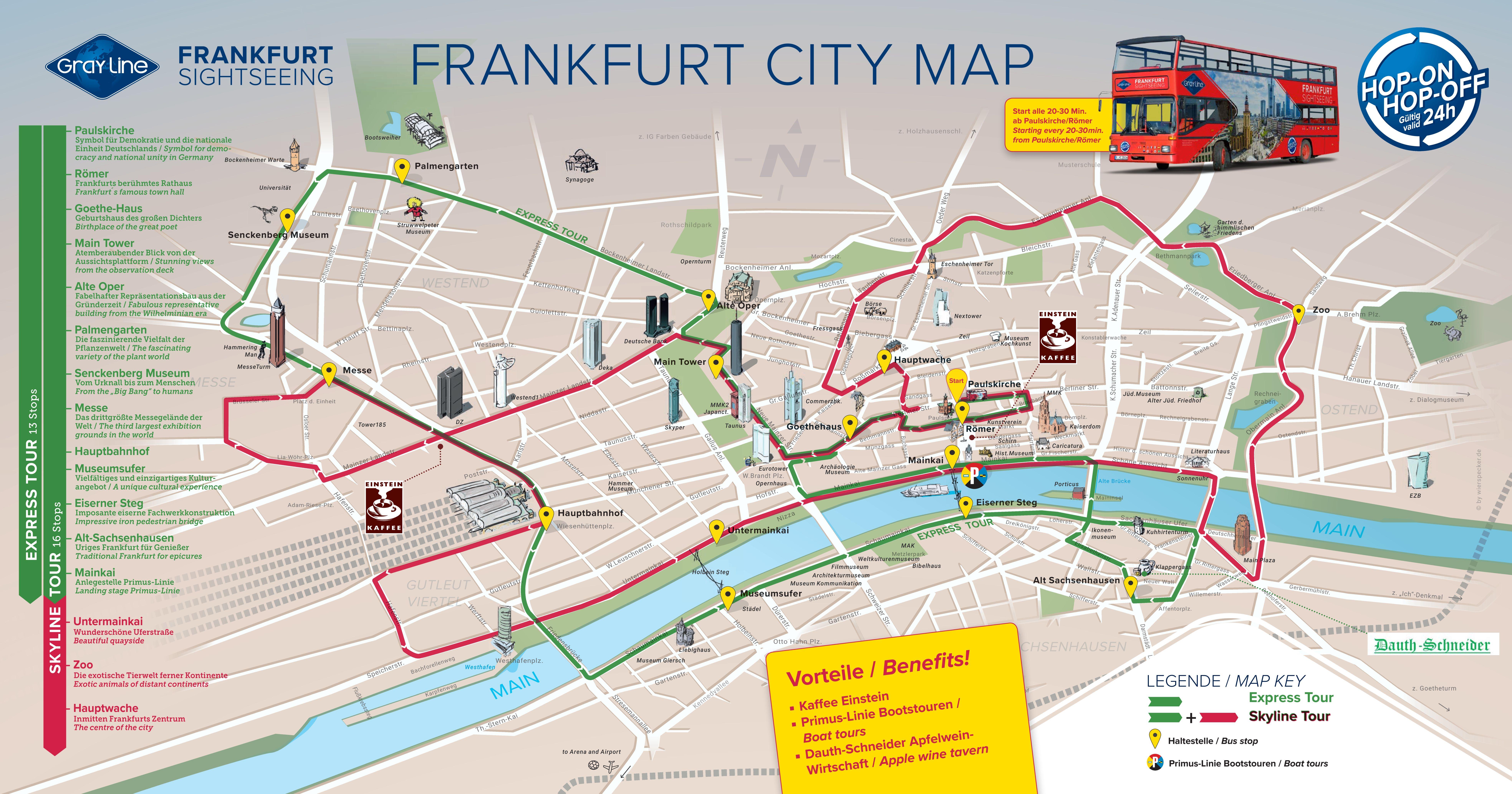 selectedde Frankfurt Sightseeing selectedde