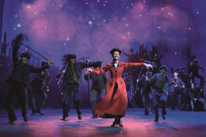 Mary Poppins Musical, Stage Theater an der Elbe