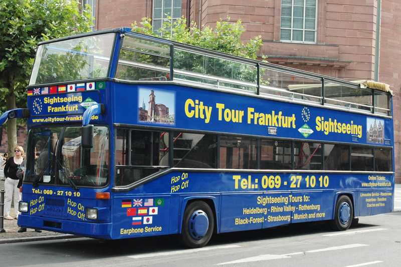 ETS - Frankfurt City Tour