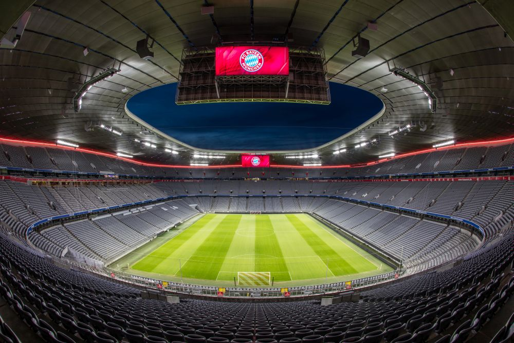 Adresse Allianz Arena