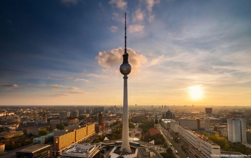 Berlin Fernsehturm öffnungszeiten